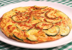 spain food best omelette calabacin