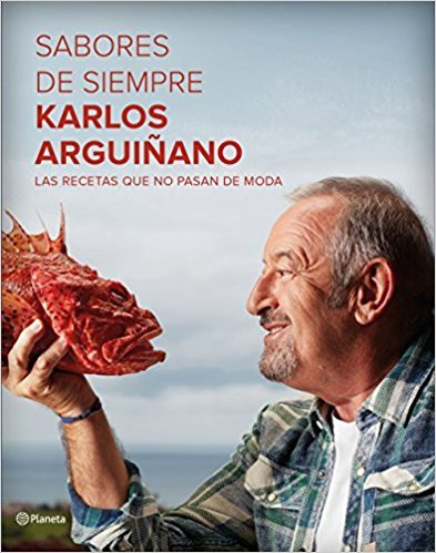 spanish culture arguinano book