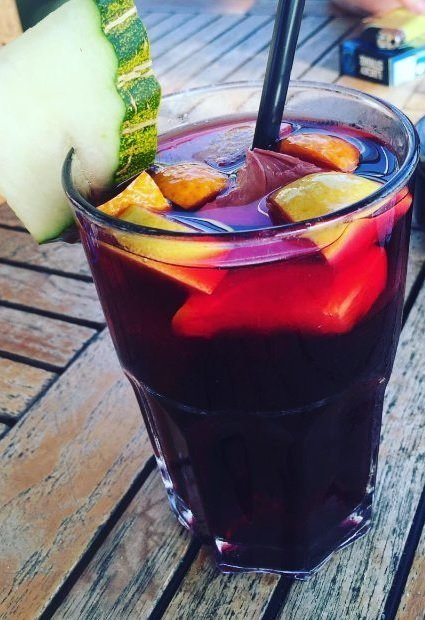 recipe of the spanish sangria