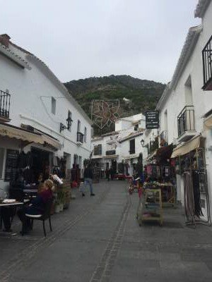 how to visit mijas