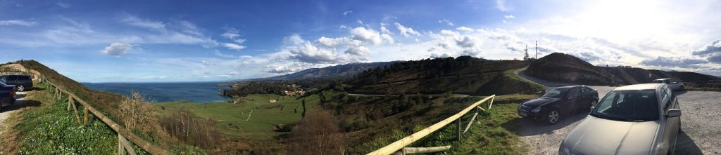Ensenada Peñarada Asturias