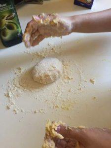 mass fresh pasta elaboration