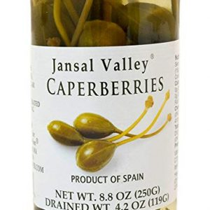 Jansal Valley Caperberries, 8.8 Ounce