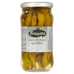 Fragata Spanish Hot Peppers – Guindillas (300g) – Pack of 2