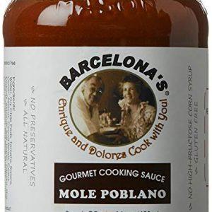 Barcelona's Mole Poblano Sauce/Stone Ground, 16 oz