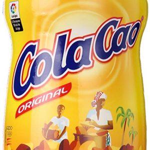 Delicias de Espana, Cola-Cao Chocolate Drink Powder, 52 Servings (2 count)